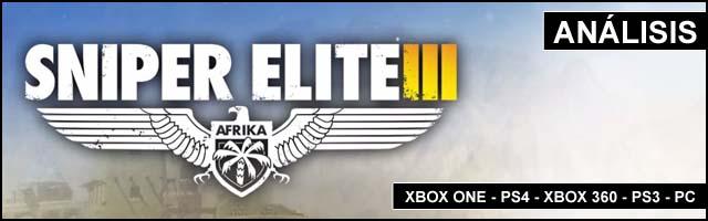 Cab Analisis 2014 Sniper Elite III