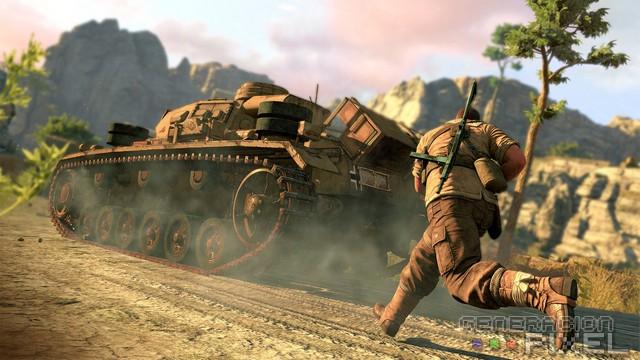 Sniper Elite III Analisis img03
