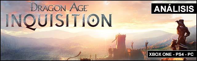 Cab Analisis 2014 Dragon Age Inquisition