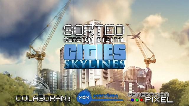 cities SORTEO