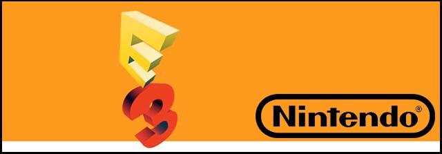 Cabeceras E3 2015 Nintendo