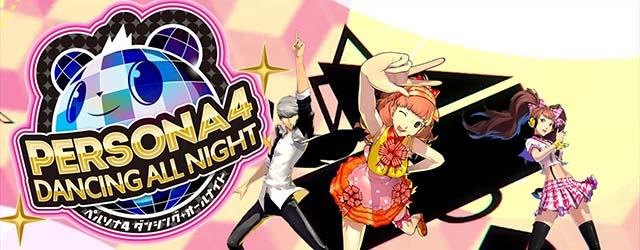 Persona 4 Dacing All Night cab