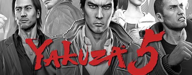 Yakuza 5 cab