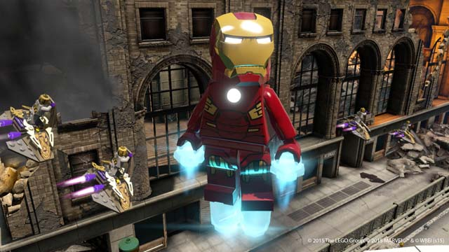 Lego Los Vengadores img1