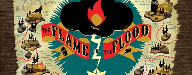the flame in the flood cab