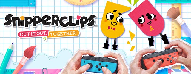 Snipperclips cab