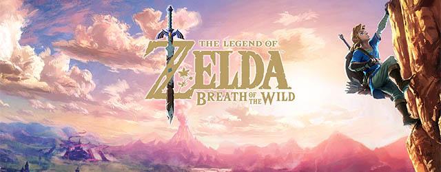 The Legend of Zelda Breath of the Wild cab
