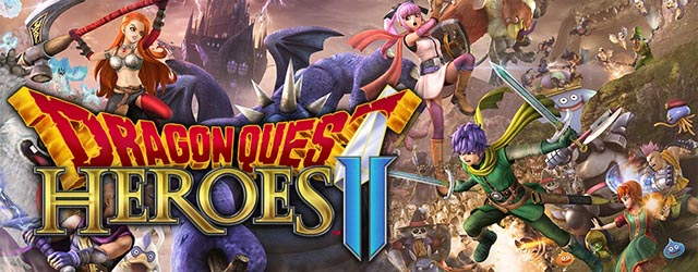 Dragon Quest Heroes II Cab