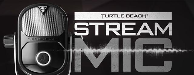 Turtle Stream Mic Cab