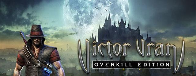 Victor Vran Overkill cab