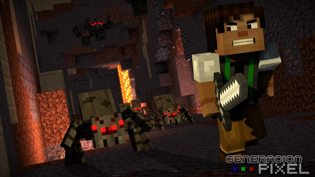 analisis Minecraft Story Temporada 2 img 002