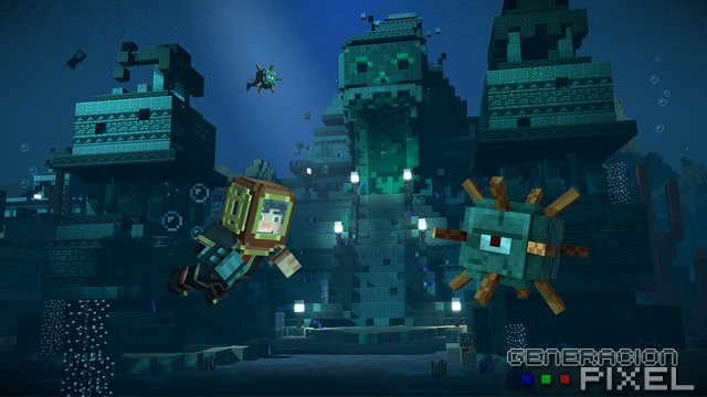 analisis Minecraft Story Temporada 2 img 004