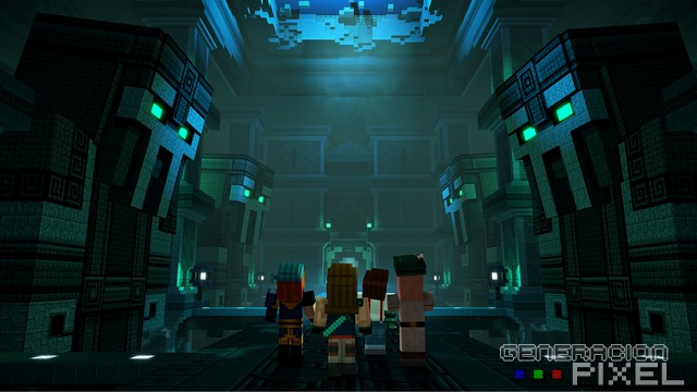 analisis Minecraft Story Temporada 2 img 005