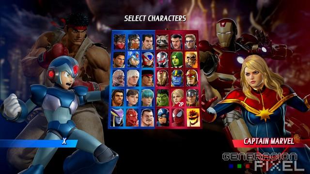 analisis Marvel vs Capcom infi img 004