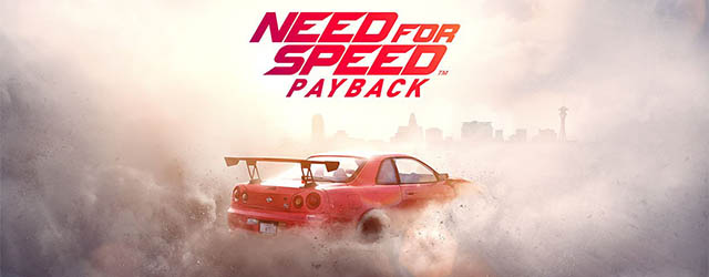 Need for Speed Payback cab