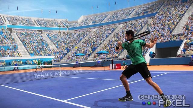 Análisis Tennis World Tour img 001