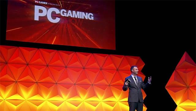 pc gaming show e3 18