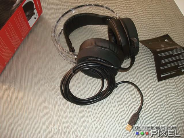 Análisis Auriculares Mars Gaming MH318 img 002