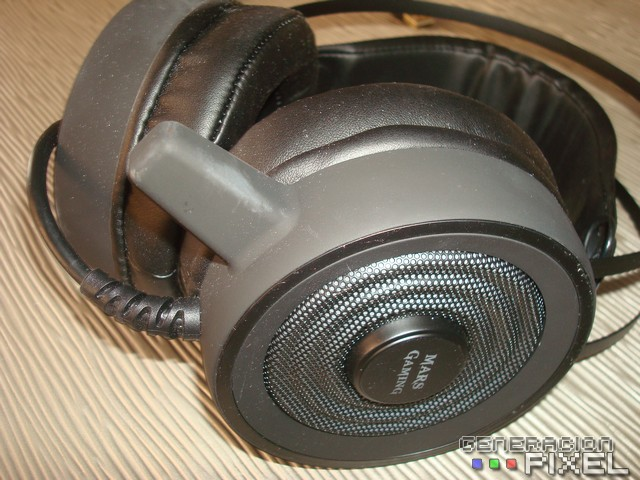 Análisis Auriculares Mars Gaming MH318 img 006