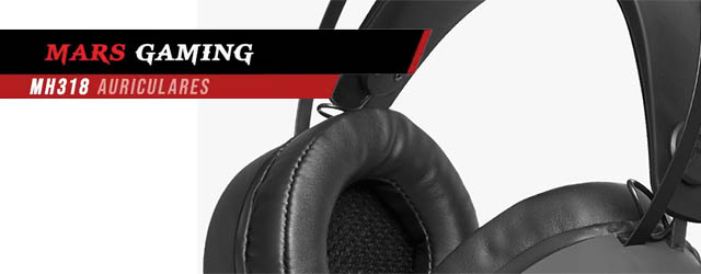 mars gaming auriculares mh318