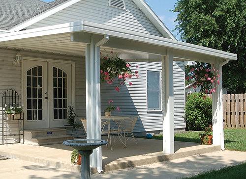 aluminum patio covers general awnings