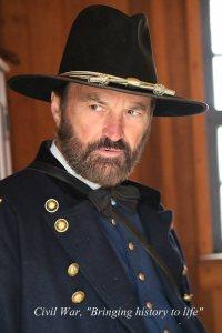 Dover Grant portrait