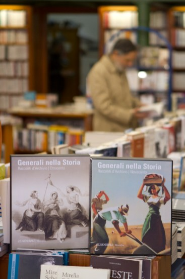 Generali nella Storia available in bookshops / ph. Massimo Goina