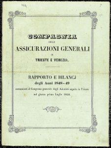 1848-1849 Financial Statements