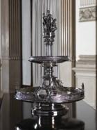 Josef Carl Klinkosch, commemorative cake-stand, silver (1872) / ph Duccio Zennaro
