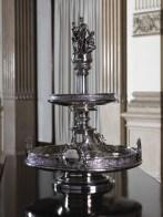 Josef Carl Klinkosch, alzata commemorativa, argento (1872) / ph Duccio Zennaro