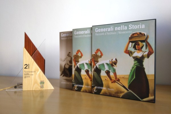 """Generali in History"" Among the Best Corporate Monographs 2018"
