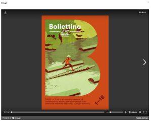 Bollettino n. 1 (new series 2018)
