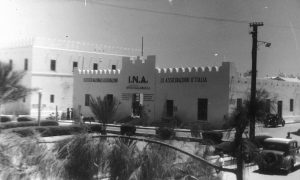 Agency in Mogadishu (1950s)