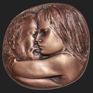 Emilio Greco, 150 anni, bronzo patinato (1981), Collezione d'arte Gruppo Generali, ph. Massimo Goina