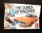AMT SEALED THE DUKES OF HAZZARD GENERAL LEE DODGE CHARGER 1 25 SCALE MODEL KIT