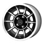 VECTOR 15x85 Blank SATIN BLACK MACHINED 6mm