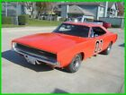Dodge Charger Dukes of Hazzard General Lee Restored 1968 Dodge Charger RT General Lee Tribute 440 Auto PS PDB 69 70