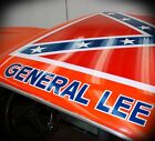 GENERAL LEE replica Decal Sticker DUKES OF HAZZARD Vehicle Lettering
