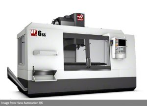 VF 6SS CNC Machine