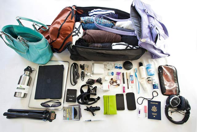 Essential Things To Pack For Travelling