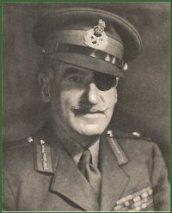 Portrait of Lieutenant-General Sir Adrian Carton de Wiart