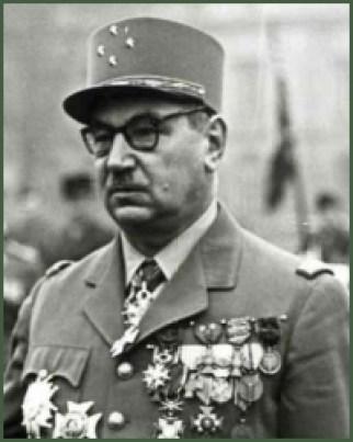 Portrait of Lieutenant-General Raymond-Emmanuel-Marie-Siméon Chomel