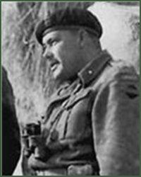 Portrait of Brigadier Robert Andrew Wyman