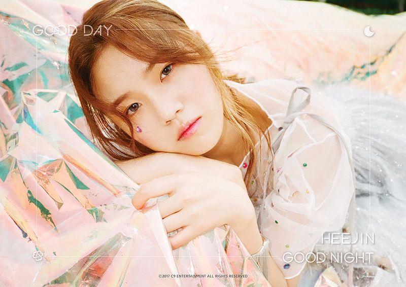 Znalezione obrazy dla zapytania good day heejin