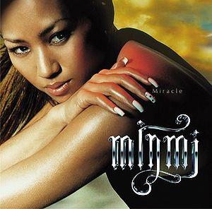 Miracle MINMI Album Generasia