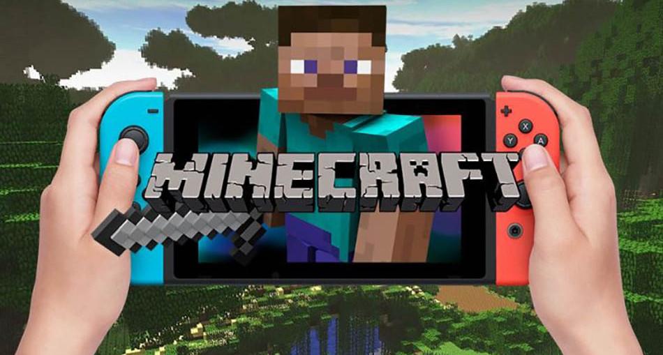 Minecraft Tourne En 1080p Sur Nintendo Switch Avec Le