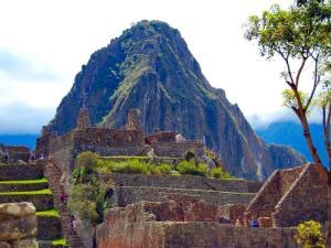 Le MachuPicchu au Pérou