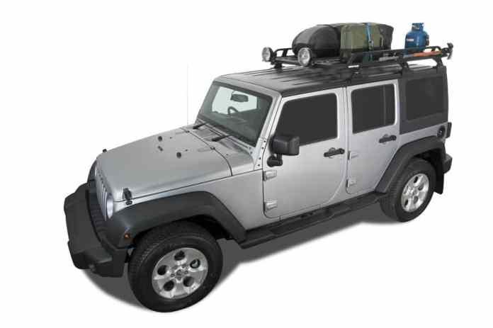Jeep Wrangler 4Dr