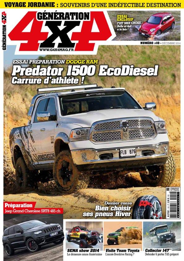 Génération 4x4 magazine #10