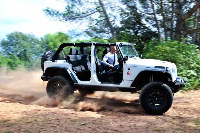 Jeep Wrangler JK Rubicon Unlimited Bumper 2013